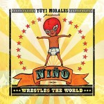 Niño Wrestles the World-Yuyi Morales